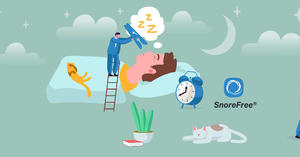 SnoreFree® health app
