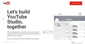 YouTube Studio [Beta]