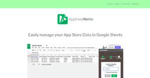 AppStoreMetrix