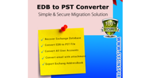 SysInspire Convert EDB to PST