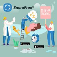 SnoreFree® health app logo