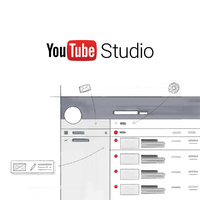 YouTube Studio [Beta] logo